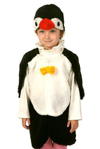 Новогодний костюмы своими руками пингвины